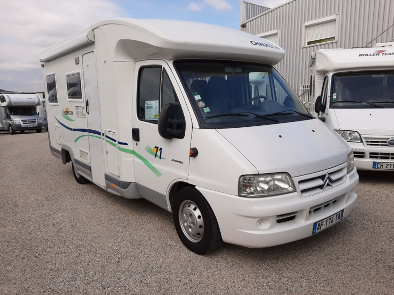 CAMPING CAR PROFILE CHAUSSON ODYSEE 71