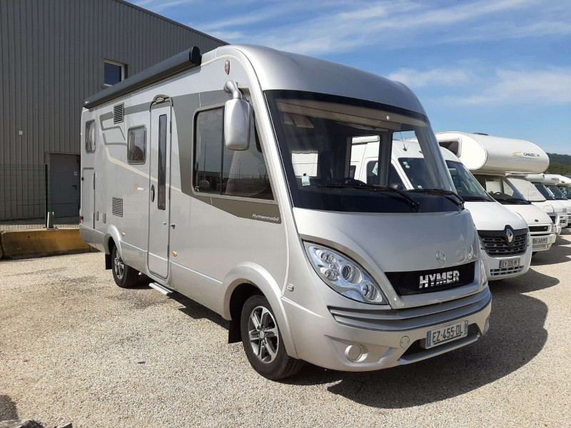 CAMPING CAR INTEGRAL HYMER ML-T EDITION 60 / 570